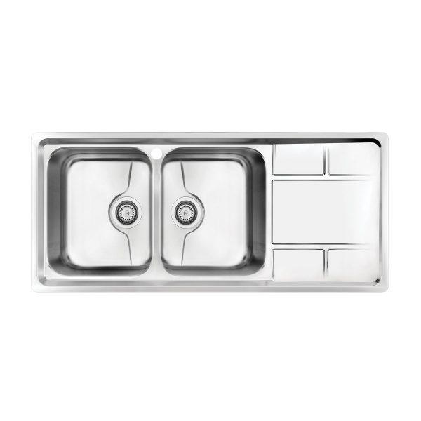 سینک ظرفشویی گوفر مدل مارون ۳۰۱